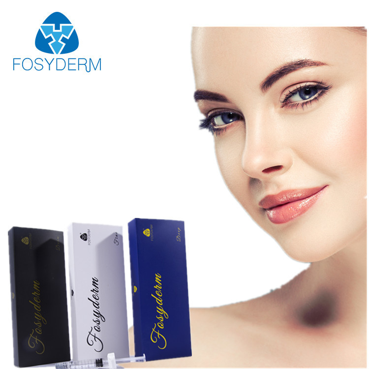 HA Cross Linked Dermal Filler 2ml Dodaj 0,3% Lidocaine do Lip Enhancement