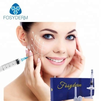 Chiny 2.0ml Fine Medical Sodium Hyaluronate Gel Dermal Fillers Face Injection fabryka